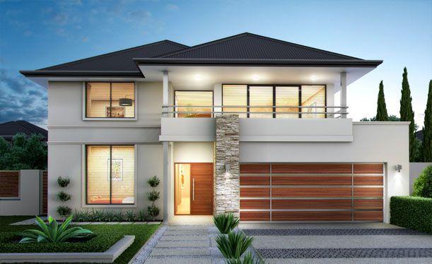 House Builders Australia: Grantwood Personal Builders Home Designs: Aspire 002
