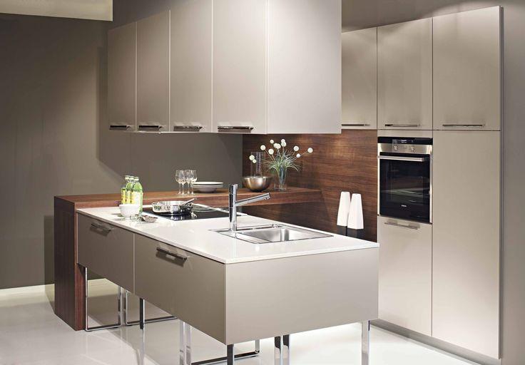 19 best maatwerk keukens images on pinterest - Trendkleur keuken ...