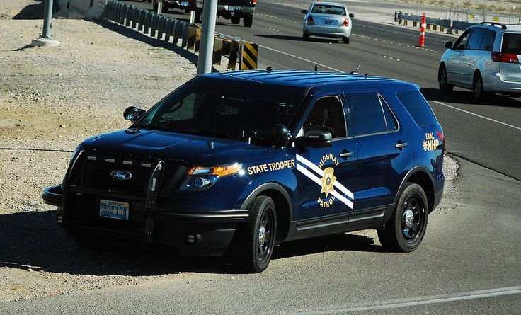 Nevada Department of Public Safety State Trooper State
