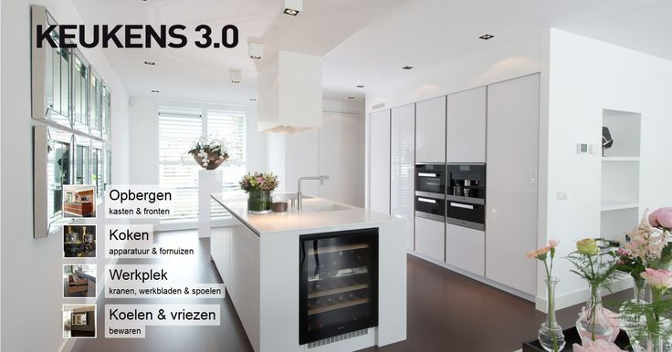 Nieuw digitaal magazine KEUKENS 3.0. Lees het magazine gratis hier:  http://www.online-woonmagazine.nl/keukens3.0/  Alles over #keukens #keukenkasten #inbouwapparatuur #koken en #koelkasten