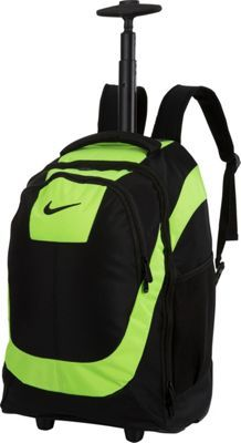 nike rolling backpack for sale