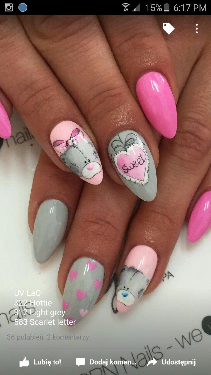 Icon design nails art