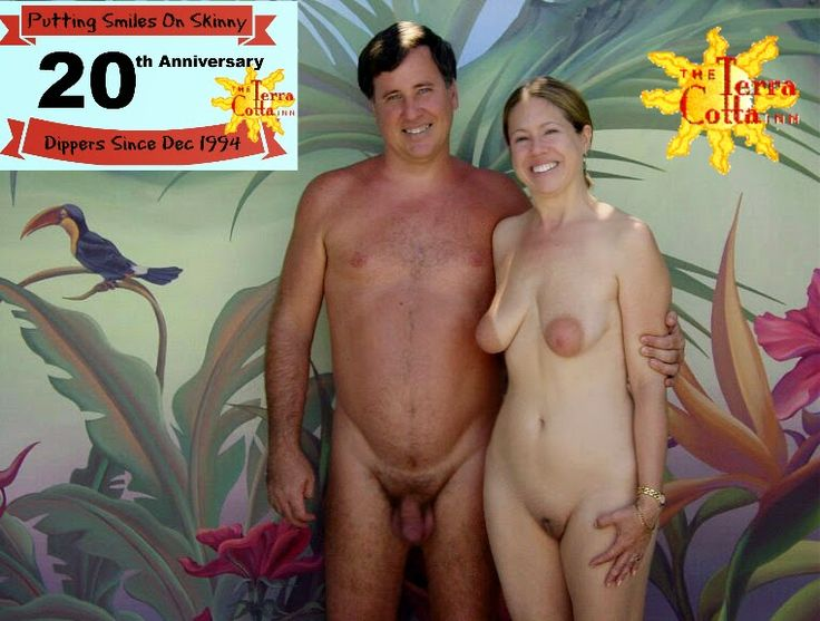 Nudist resort Terra cotta talk