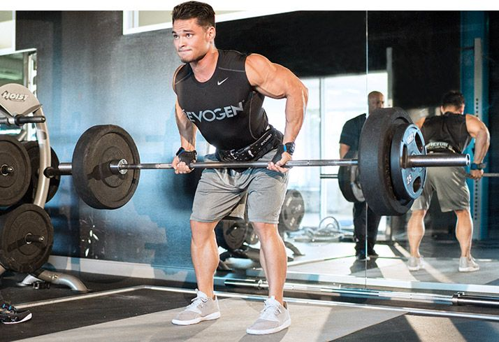 Widen your lats and etch those abs with this epic FST-7 workout from pro trainer Hany Rambod and 2015 men's physique champ Jeremy Buendia!