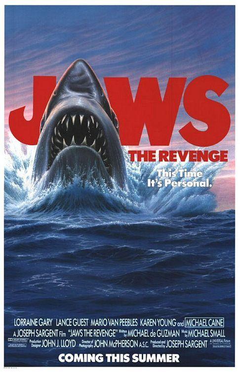 Jaws 4: The Revenge (1987)