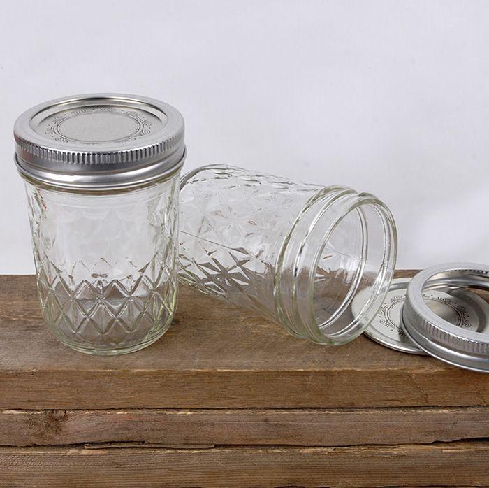 33 best Jars medidas images on Pinterest   Masons, Botany and ... : quilted mason jars bulk - Adamdwight.com