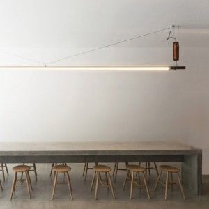 Torafuku restaurant by Scott & Scott features utilitarian interior designed to get better with age