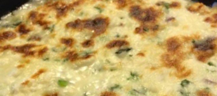 Bacalhau Gratinado com Espinafres « A Cozinhar com Amor