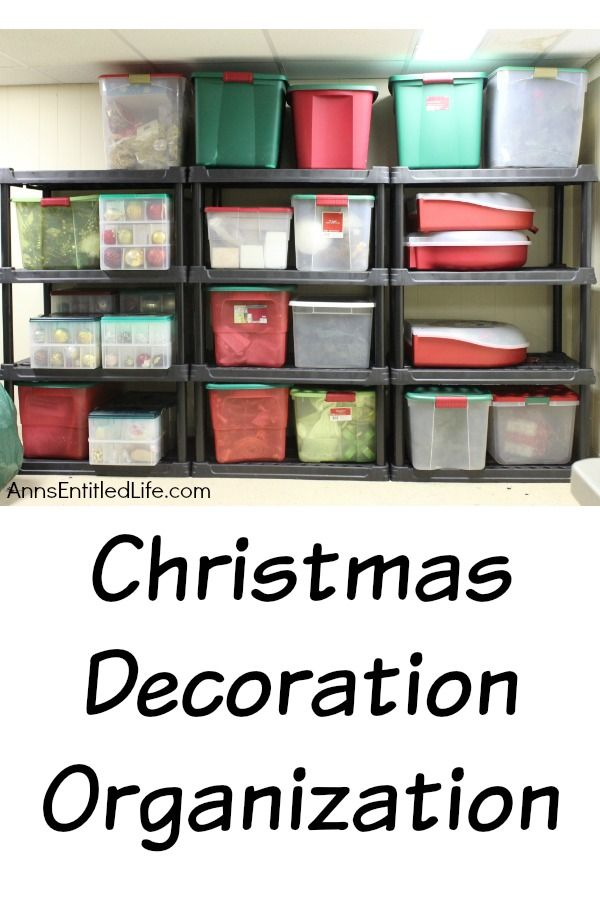 Christmas Tree Storage Christmas Ornament Storage And Wreath Storage