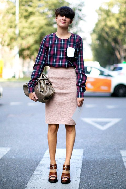 style on the streets | great put together look