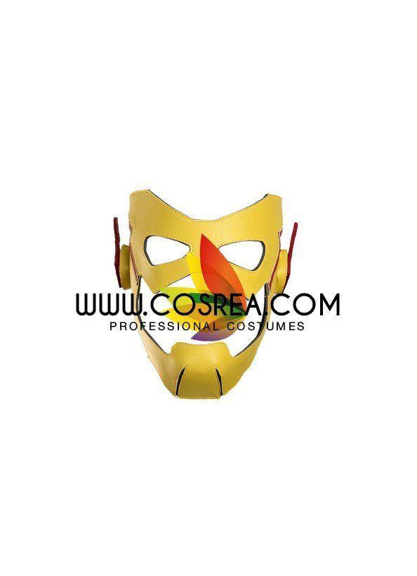 Flash Season 3 Kid Flash Cosplay Costume - Cosrea  - 7
