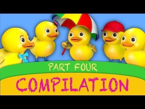 Five Little Ducks Plus Lots More Great Nursery Rhyme Videos from Little Baby Bum!