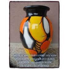 Resultado de imagen para jarrones decorativos