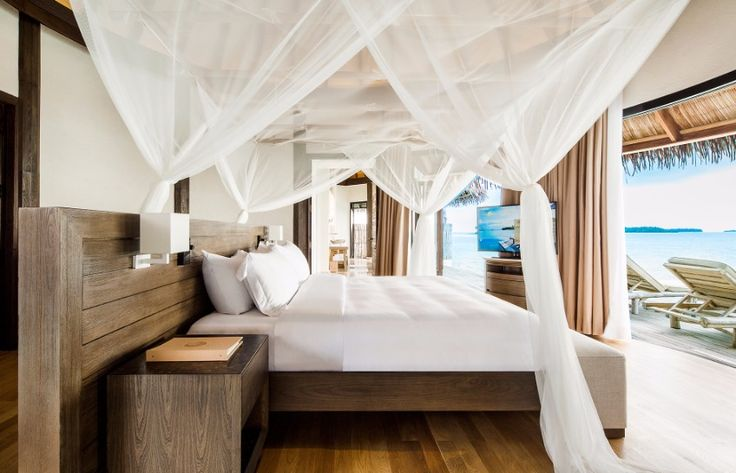 The best hotel in Maldives! / honeymoon, maldives, hotel interior design / #interiordesign #love #hotelinmaldives / See also: http://www.designcontract.eu/hospitality/choose-destination-best-honeymoon-hotels-maldives/