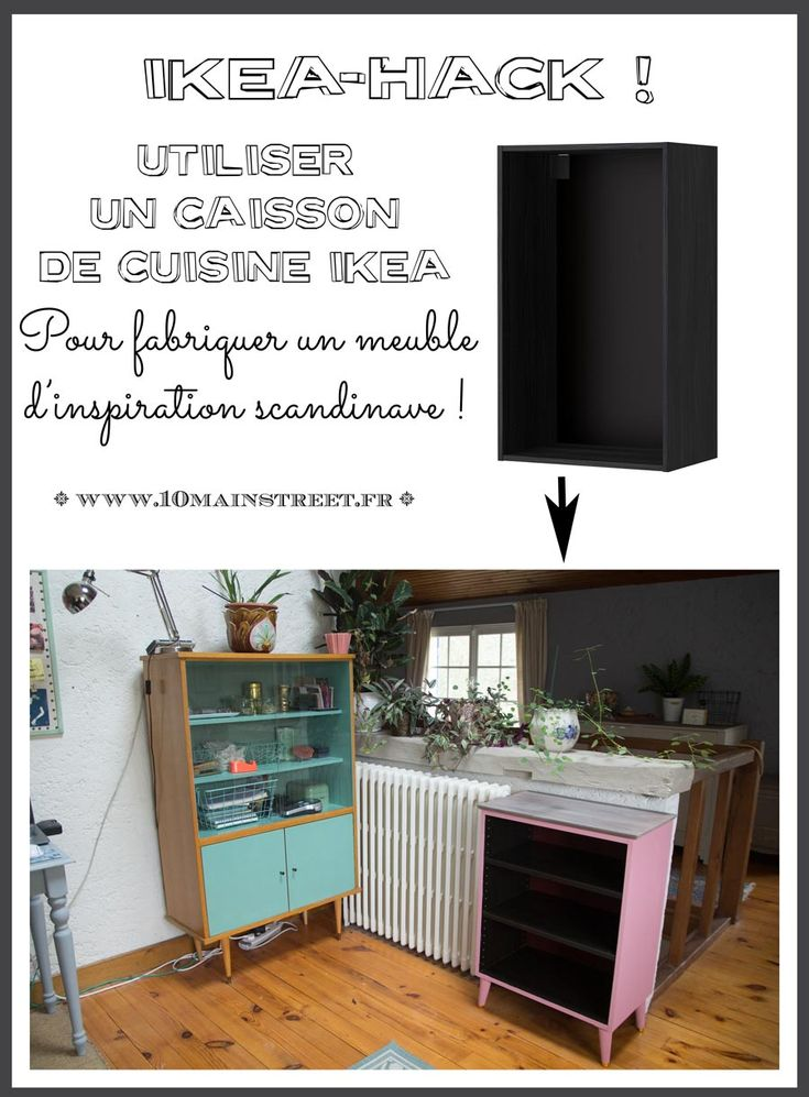les 25 meilleures id es de la cat gorie caisson cuisine. Black Bedroom Furniture Sets. Home Design Ideas