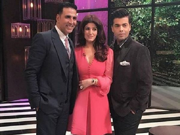 Twinkle Khanna and Akshay Kumar were just adorable on the second episode of 'Koffee With Karan 5'. Catch some of the bytes here.