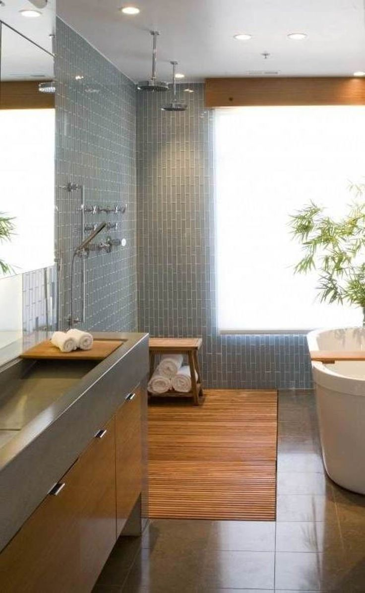 14 best Small modern bathrooms images on Pinterest ... on Contemporary Small Bathroom Ideas  id=11438