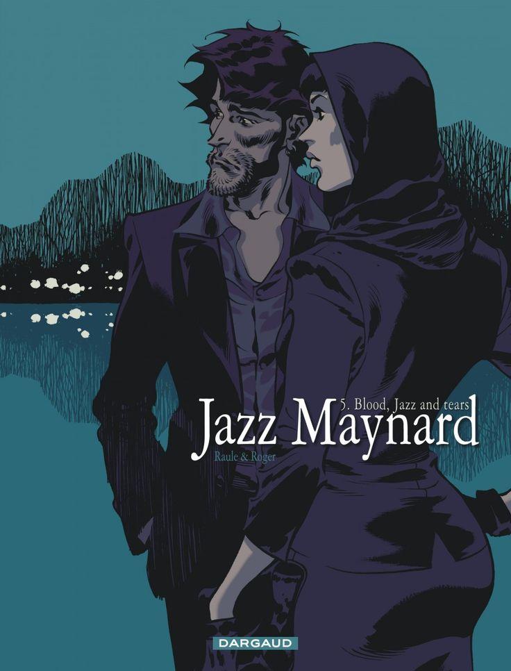 Jazz Maynard T5, balade mouvementée en Islande - http://www.ligneclaire.info/raule-ibanez-28828.html
