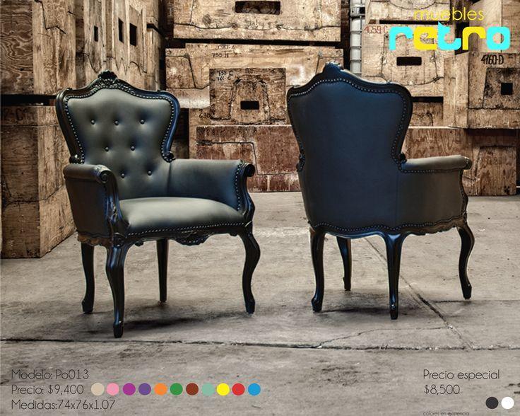 Hermosos modelos de #muebles para tu decoración.