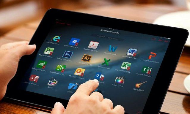 Usare Applicazioni Windows e Mac su iPhone e Android