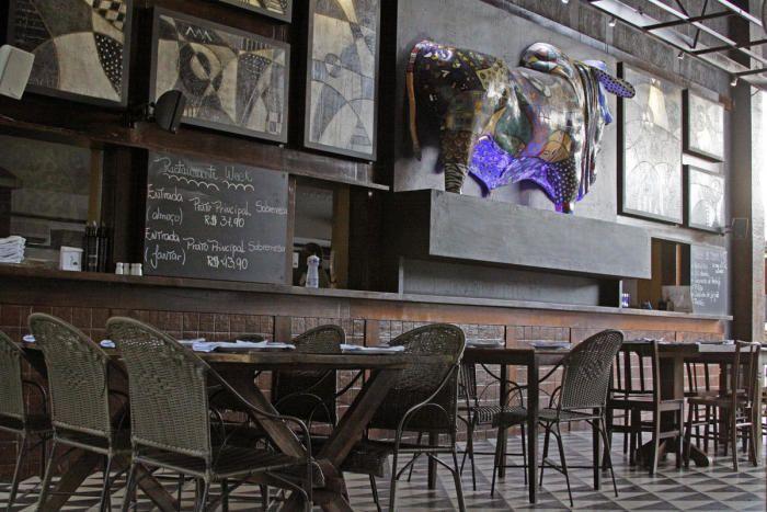 Restaurante Parrilla Madrid (Asa Sul)