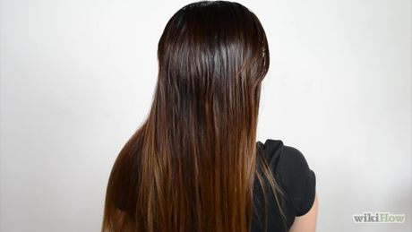 Image titled Make Pin Straight Hair Step 9 preview