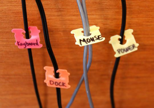 OrganizeTies Were, Organic Cords, Breads Clips, Good Ideas, Cords Labels,  Bolas Ties, Cords Organic,  Bolo, Breads Ties