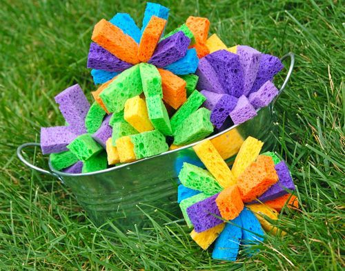 This is easier than water balloons summer fun crafts water fun parties