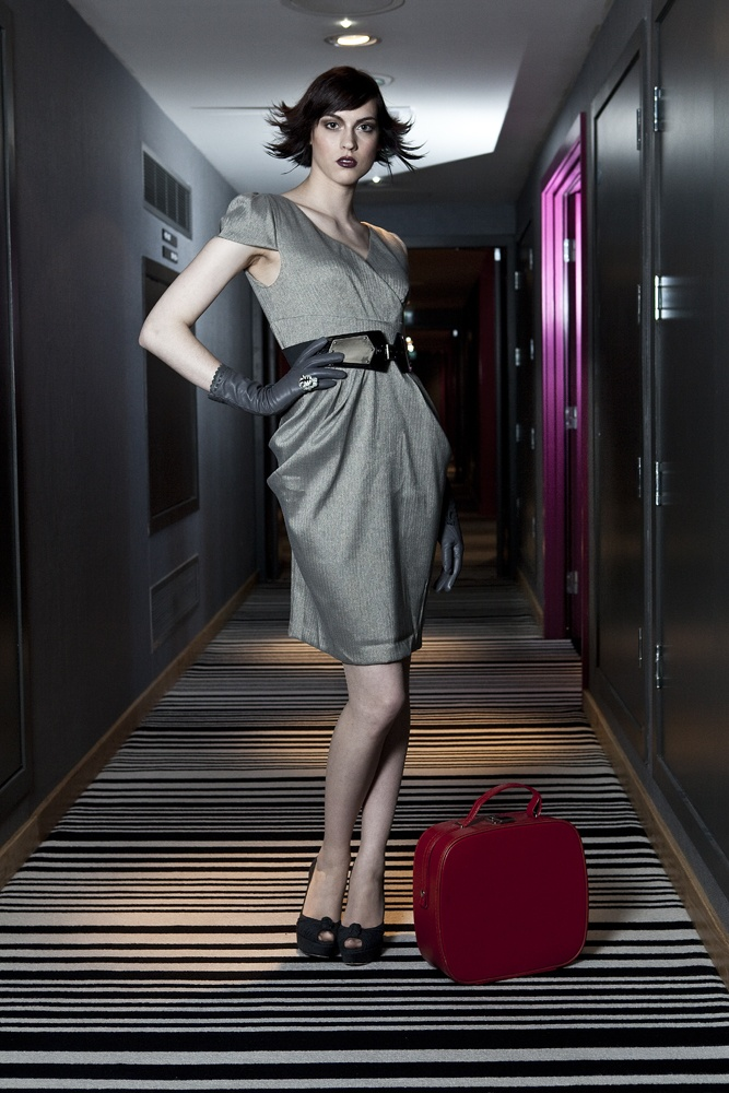 Kakao by K Scadinavian style photoshoot in Hotel Missoni Edinburgh by Louise Munro