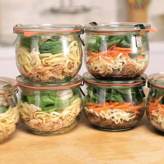 DIY Instant=Noodle Cups