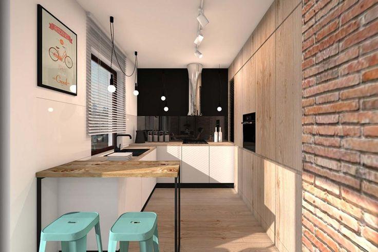 Best Home Interior Design Kichen ~ http://www.lookmyhomes.com/best-home-interior-design-ideas-15-photos-by-loft-in-katowice/