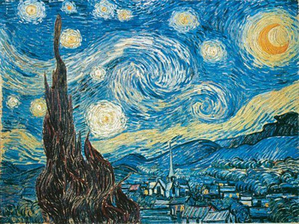 162079 - Puzzle Noche Estrellada, Van Gogh, 1500 piezas, Ravensburger http://sinpuzzle.com/puzzle-1500-piezas/2565-162079-puzzle-noche-estrellada-van-gogh-1500-piezas-ravensburger.html