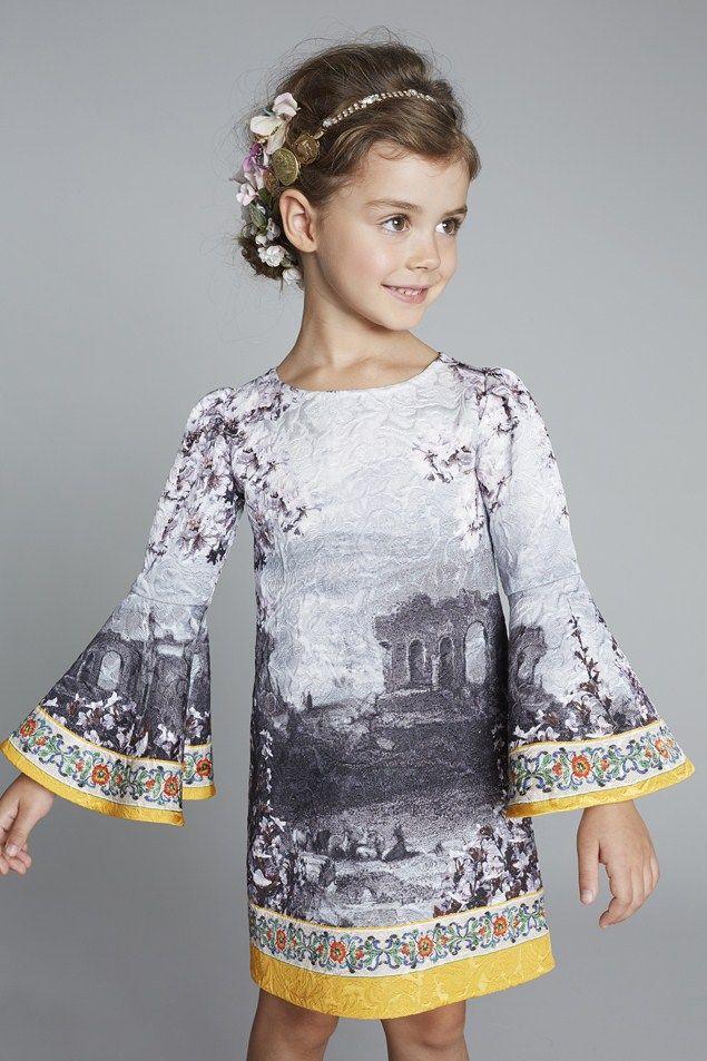 Dolce & Gabbana girlswear spring summer 2014: Junior's Top Picks - Page 2 - Catwalk & designers - Junior