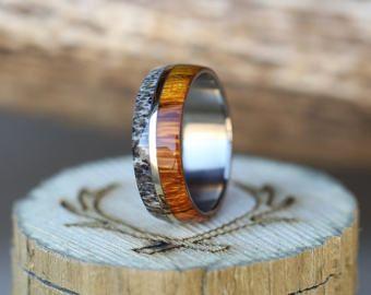 venda de boda de titanio para hombre anillo de boda color