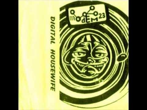 Spiral Tribe - Jeff 23 a.k.a Digital & DJ Housewife - Modem 23 (Face A -...