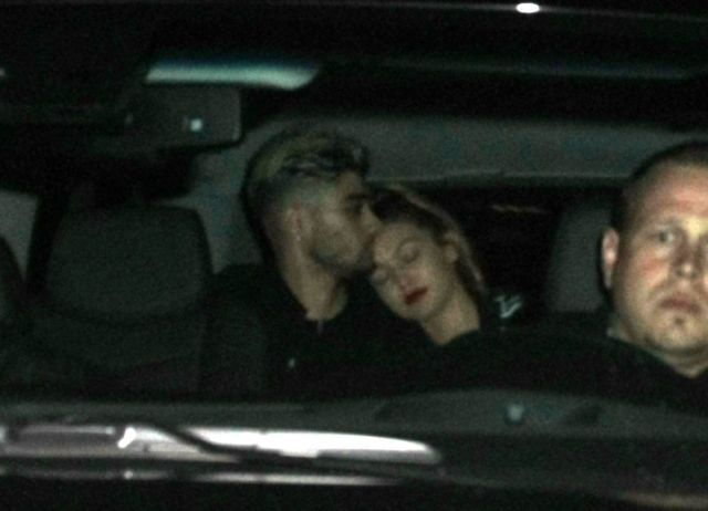 Zayn Malik Pretty Much Confirmed Gigi Hadid is His Girlfriend