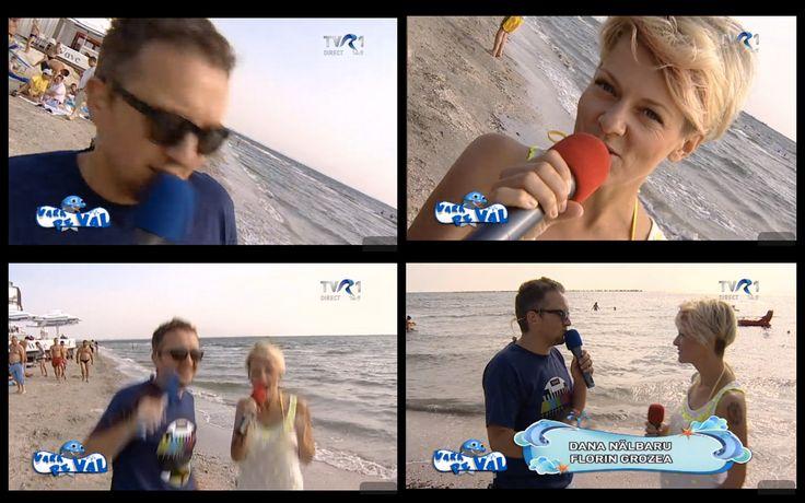 Vara pe Val - emisiune matinală pe TVR1