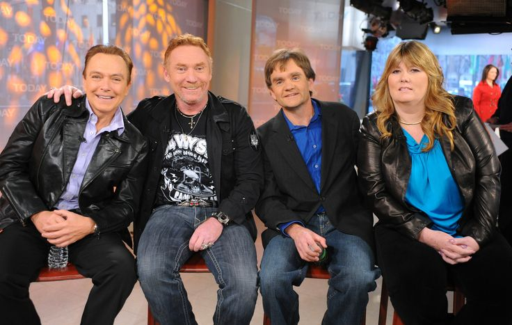 David Cassidy, Danny Bonaduce, Brian Forster and Suzanne Crough in recent years. via @AOL_Lifestyle Read more: https://www.aol.com/article/entertainment/2017/11/21/david-cassidy-70s-teen-idol-and-star-of-partridge-family-dies-at-67/23284916/?a_dgi=aolshare_pinterest#fullscreen