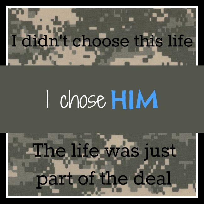 The military spouse takes the whole package.