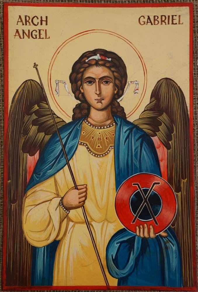 St Archangel Gabriel