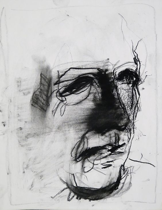 Tim Dayhuff   Portrait drawing, Abstract pencil drawings ...
