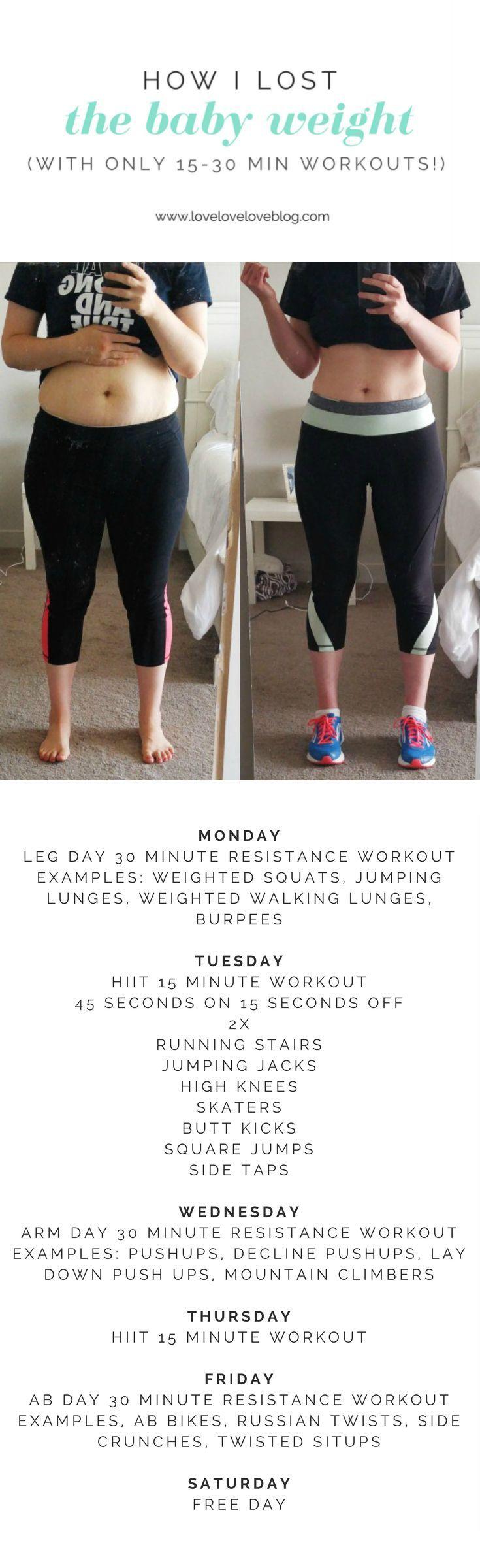 Postpartum workout | postpartum weight loss | postpartum weight loss plan | baby weight loss | weight loss motivation