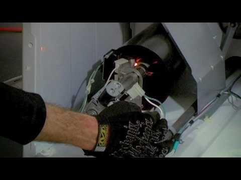 Gas Dryer Repair Video: Heating Problems - YouTube