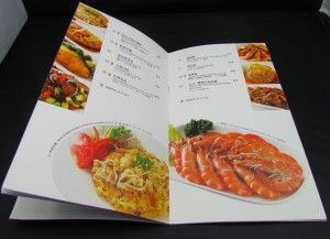 Chinese Menu - Why Do They Look The Same?