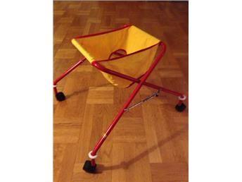 Brio gåstol retro vintage gå stol barn kids baby på Tradera.com -
