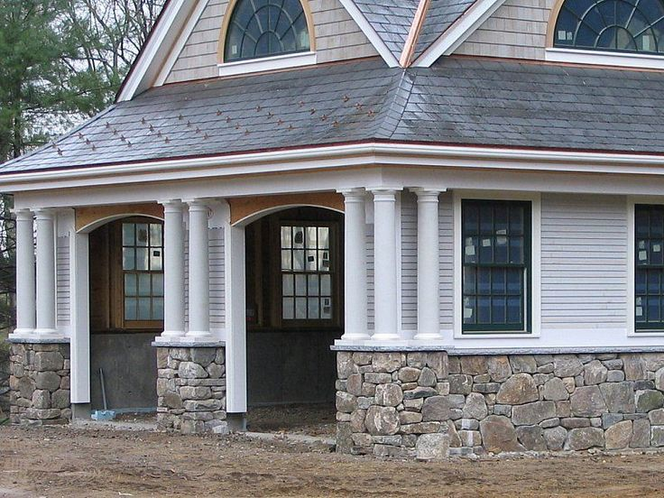 stone veneer siding how to install near me thin over brick exterior before and after