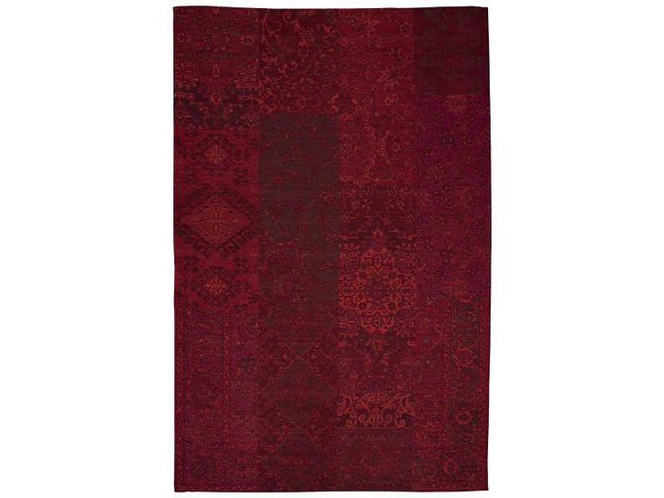Rood tapijt kopen - Vintage 91511