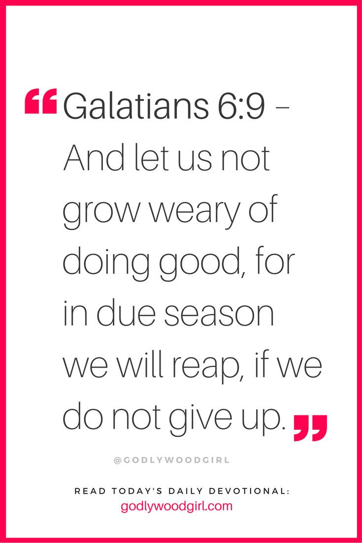Daily Bible Verse of the Day - Inspiring! - Christnotes
