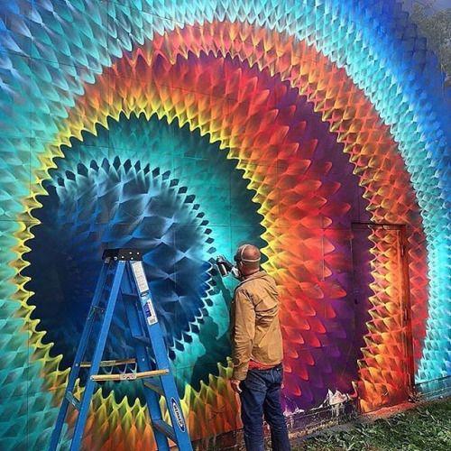 Street Artist: Douglas Hoekzema aka Hoxxoh