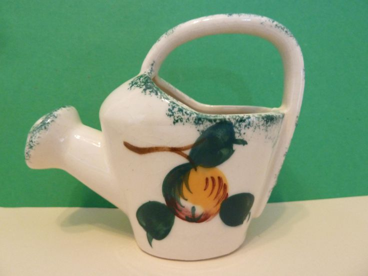 Small Watering Can, Made in Japan, Home Decor, & Home Use by BjsDoDads on Etsy